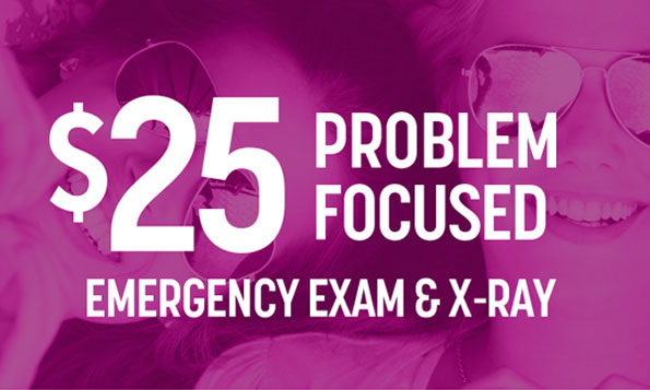 special offers for emergency exam
